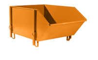 Sheet steel container