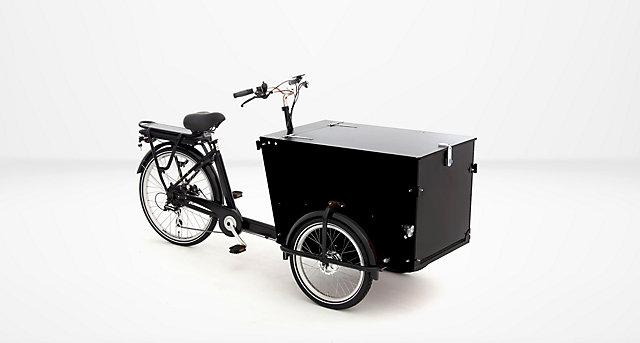 Bicicletă E-Cargo PRO wt$