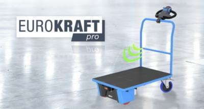 Wózek platformowy EUROKRAFTpro