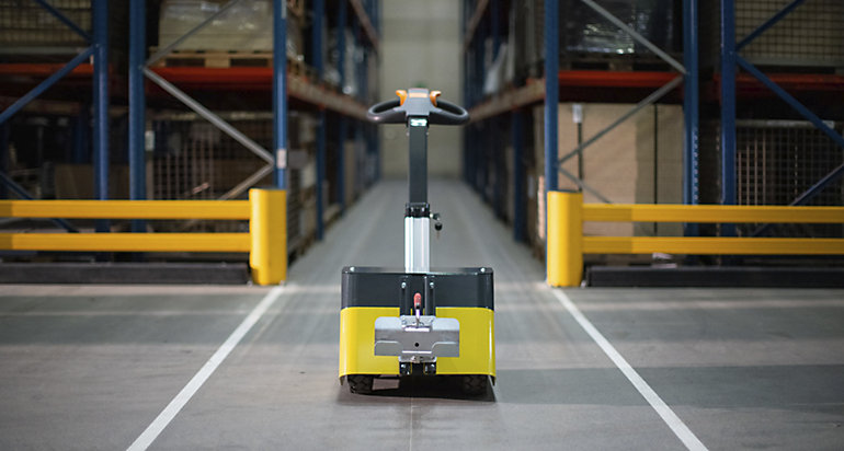 Takktor – the powerful electric tow truck