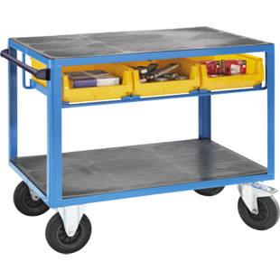 Assembly trolley, max. load 500 kg