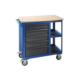 Assembly trolley