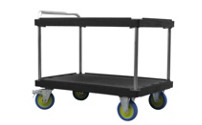 Heavy duty table trolley