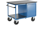 Premium assembly trolley