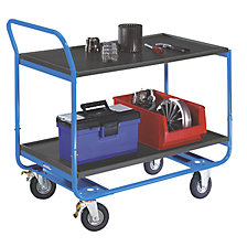 Premium table trolley, max. load 150 kg