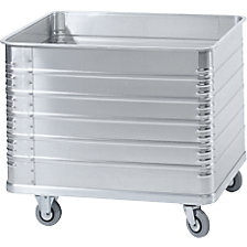 Aluminium box trolley