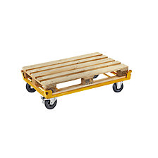 Professional pallet dolly