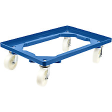 Professional wheeled base, 600 x 400 mm