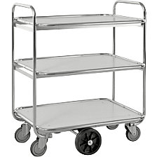 KM8500 order picking trolley
