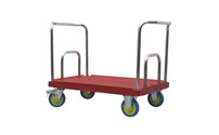 TWICE heavy duty platform truck