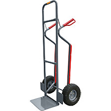 EASY steel sack truck