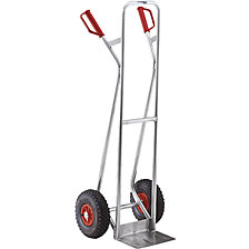 Premium sack truck made of aluminium