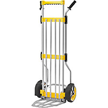 Professional sack truck made of aluminium