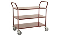 COLOR III serving trolley