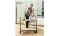 Designer serving trolley