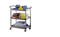 General purpose serving trolley