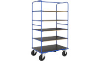KM338 multi-shelf truck