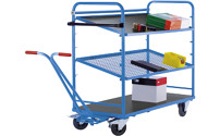 Premium shelf trolley