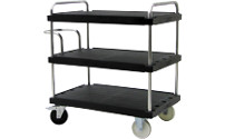 elephantboard® ESD shelf trolley