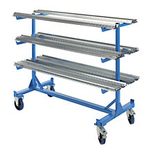 Cantilever trolley
