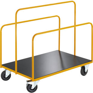 Panel trolley