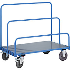 Panel trolley without bars