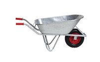 Builder's wheel barrow