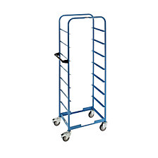 Industrial service trolley