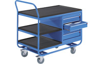 Industrial table trolley