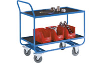 Premium table trolley, max. load 250 kg