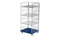 Roll cage incl. shelves