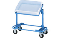 Premium order picking trolley