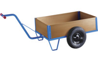 Two-wheel hand truck