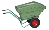 Two wheeler bulk barrow