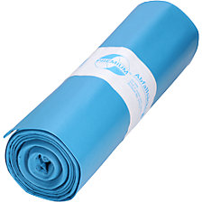 material thickness 80 µm, blue, pack of 200