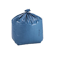 LDPE waste sacks