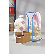 PE-LD waste sacks