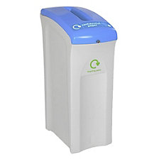 Recyclable waste collector, secure waste paper collector