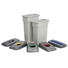 SELECTO recyclable waste collector