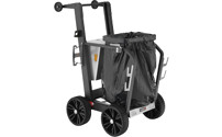 ACCURATO waste trolley/waste collection trolley