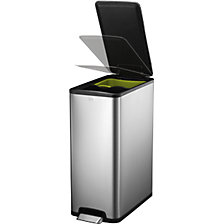 Stainless steel recyclable waste collector