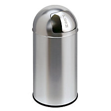 Stainless steel waste collector