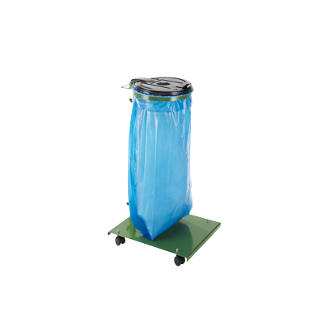 Waste sack stand