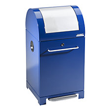 Recyclable waste collector, 40 l