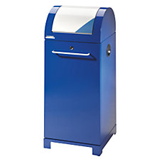 Recyclable waste collector, 70 l
