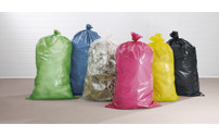 Plastic sacks