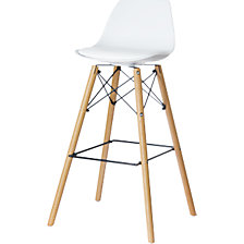 STEELWOOD bar stool