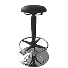 Stool, height adjustable