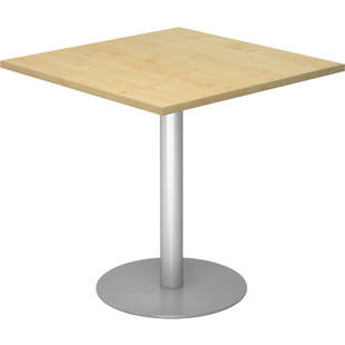 Conference table, LxW 800 x 800 mm
