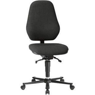 BASIC industrial swivel chair, ESD